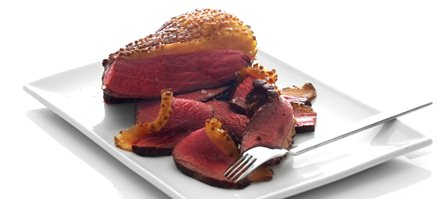 Roast beef og Rigatoni
