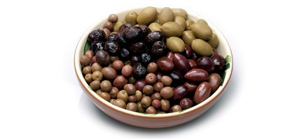 Oliven & drue træ