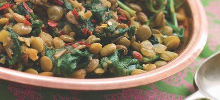 Indisk Vegetarian