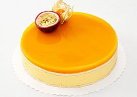 Mango cheese cake (6-8 person)